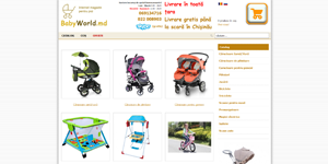 Toys and equipment for babies - Baby World